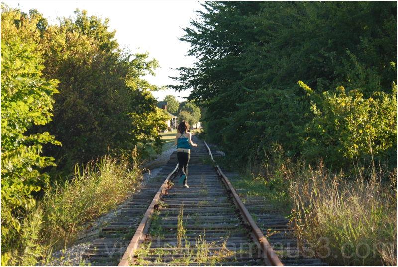 Running Away.