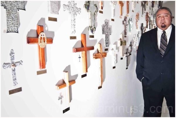 Among Crosses