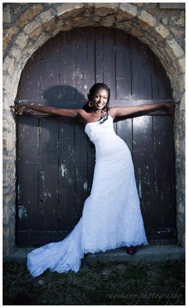 Curvy Bride.