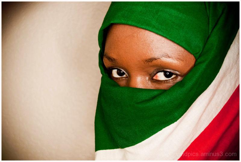 Kenyan Woman