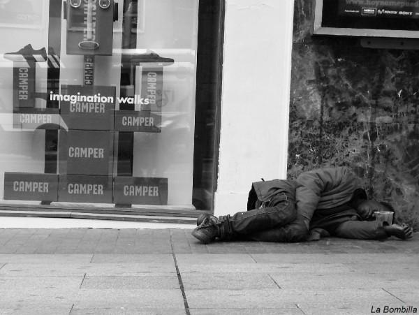Madrid pobreza inmigración