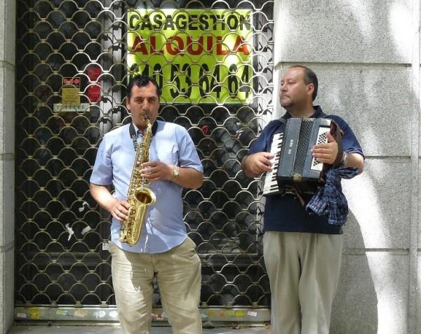 Madrid Música Rastro