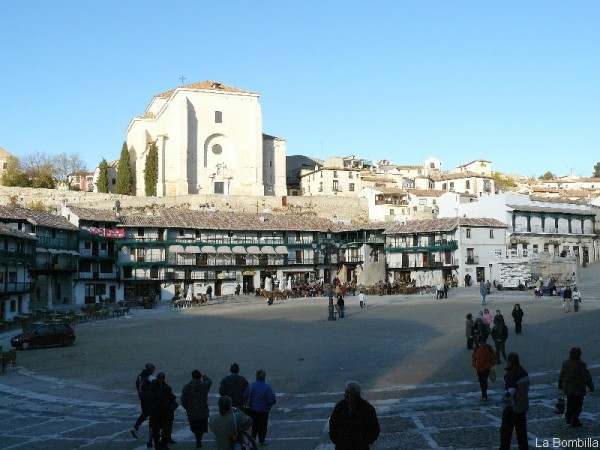 Madrid Chinchon Plaza