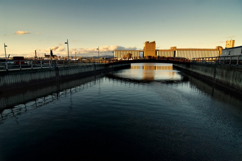Vieux port à Québec