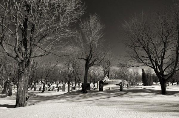 Visite au cimetière