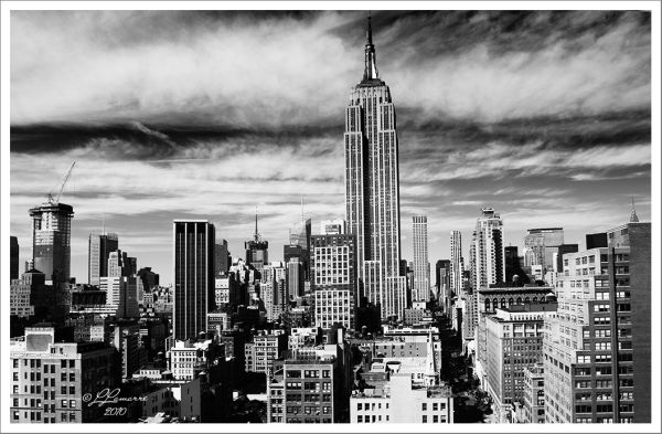 Empire State Building New-York