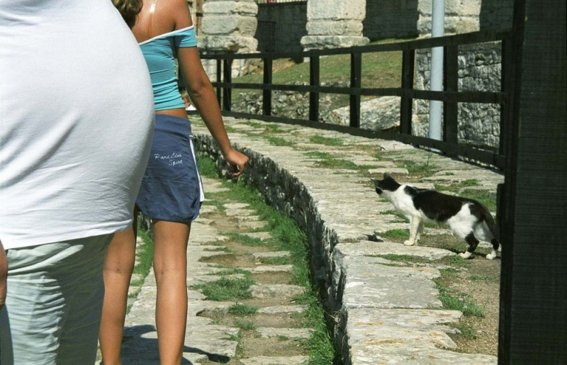 Croatian tourists