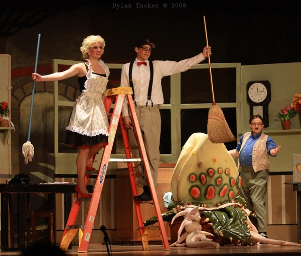little shop of horrors play picture