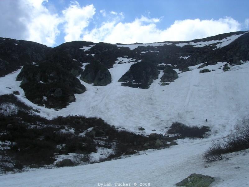 tuckermans ravine mount washington