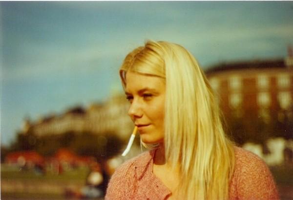 Sarah på Islands Brygge