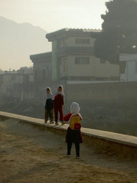 kabuli schoolgirls