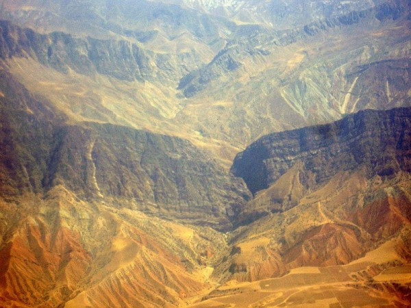 Afghanistan mountains