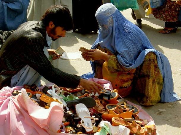 Kabul maidana market