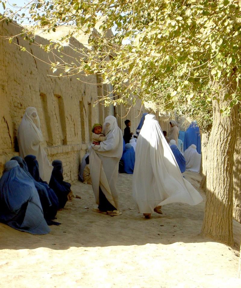 burqas
