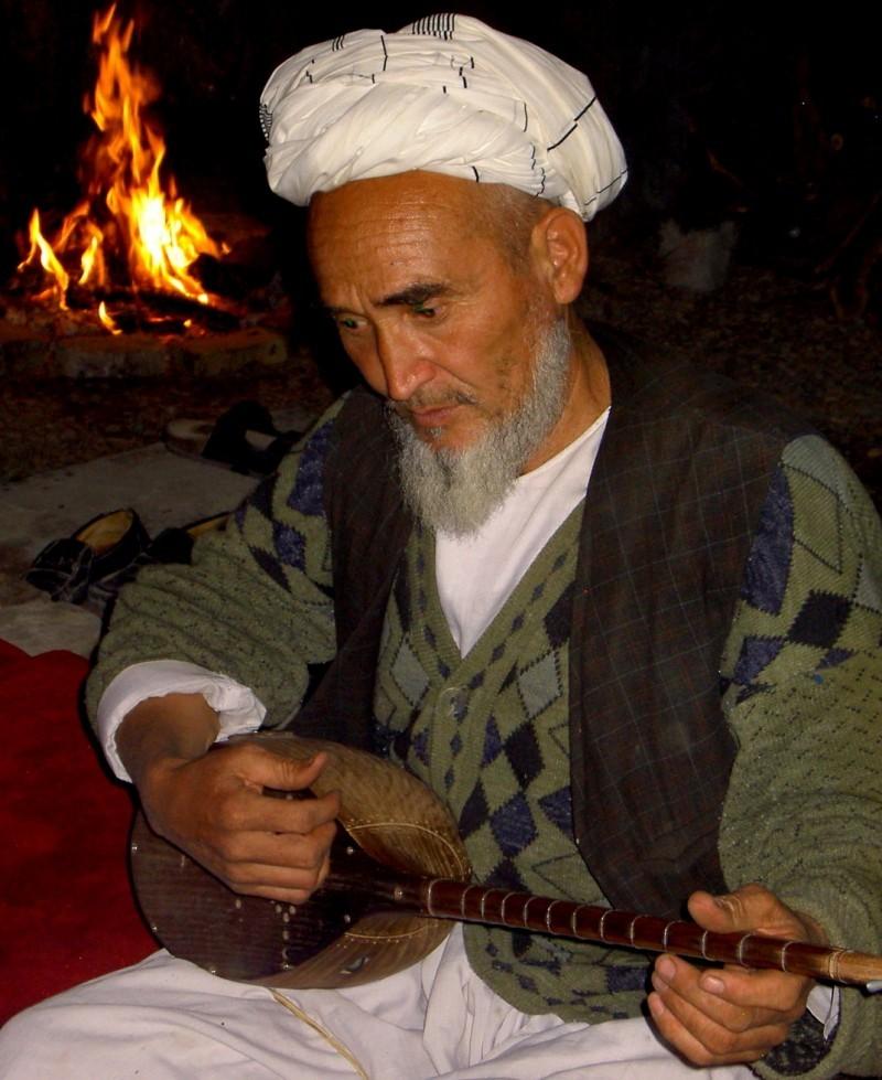 turkmen musician