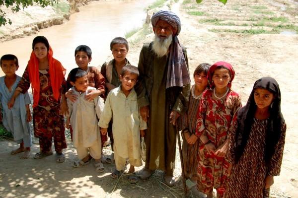 afghan grandad