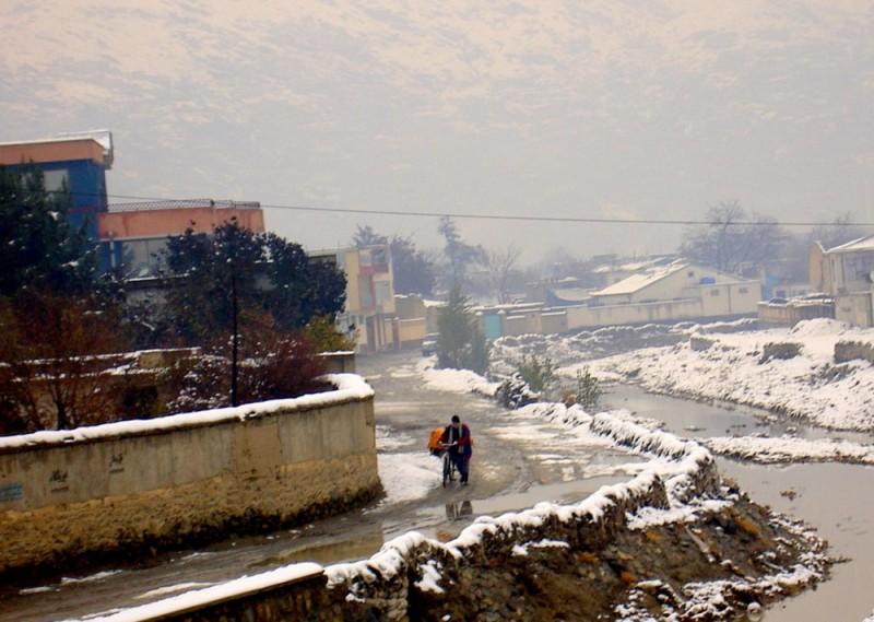 winter in Kabul