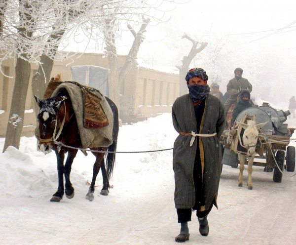 winter in aqcha