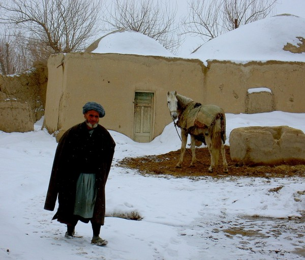 Turkmen village