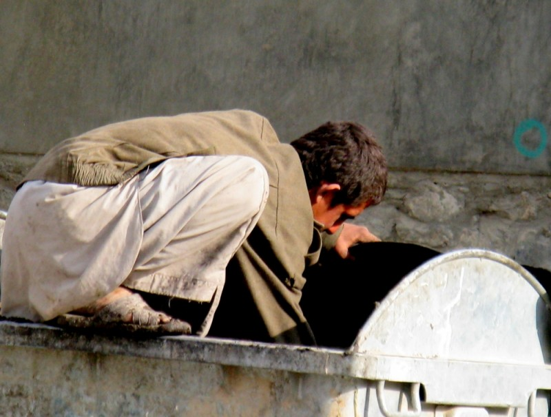 unemployed in kabul