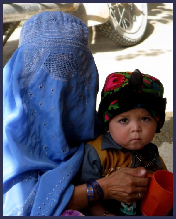 turkmen child