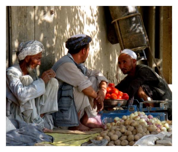 aqcha, nw afghanistan