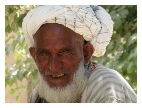 old Uzbek