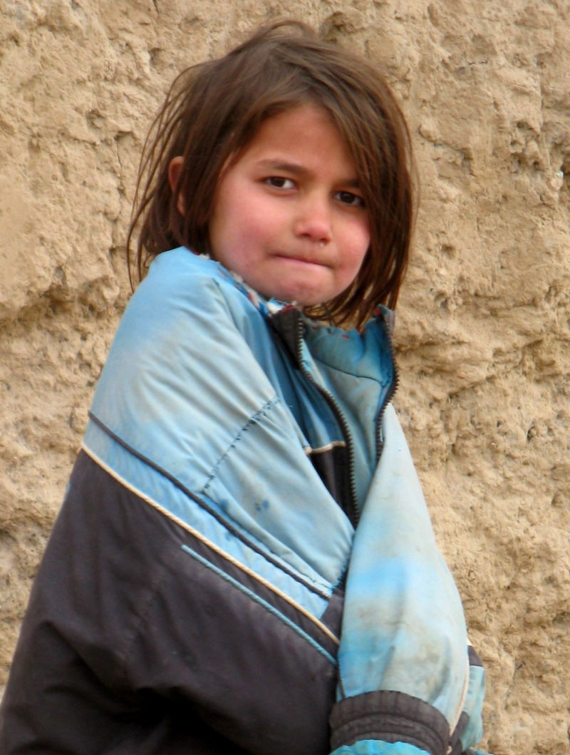 little afghan girl