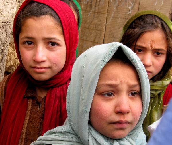 poverty scars afghanistan