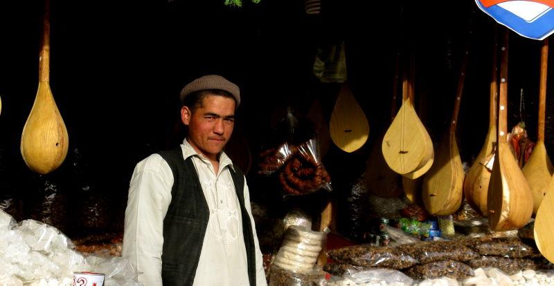afghan instrument