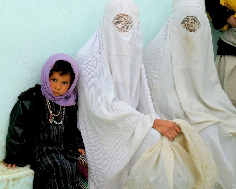 little afghan girl