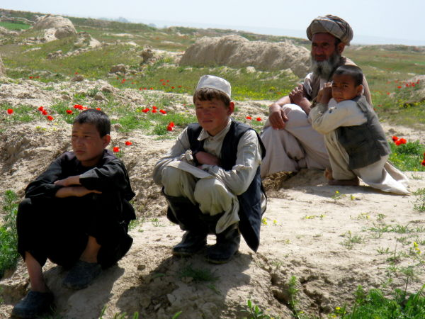 Afghan turkmen