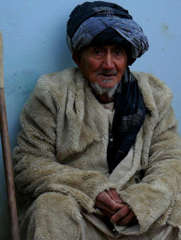 Old Pashtun