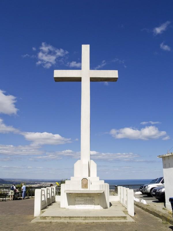 Croix a Sete (France)