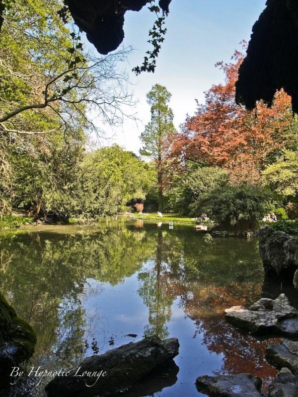Jardin Vauban à Lille (France)