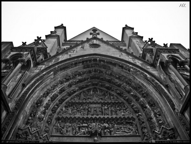 Eglise Moderne à Lille