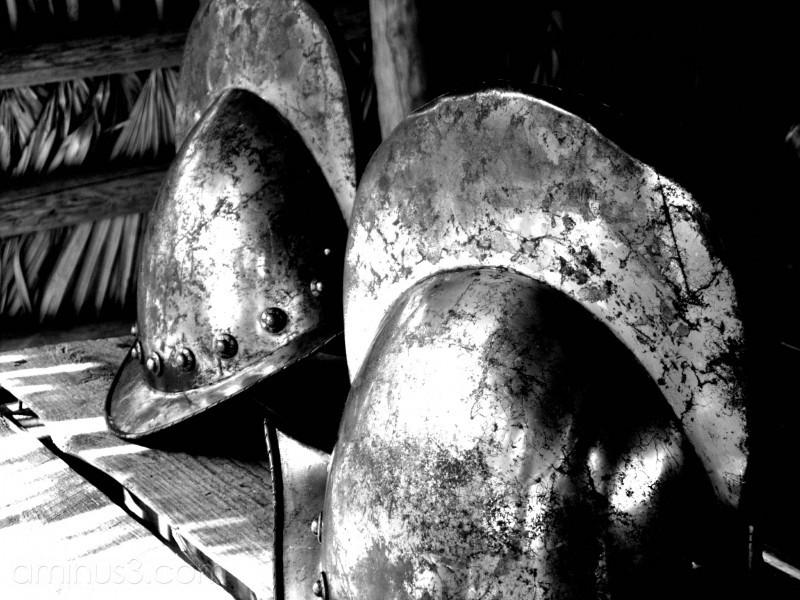 DeSoto helmets