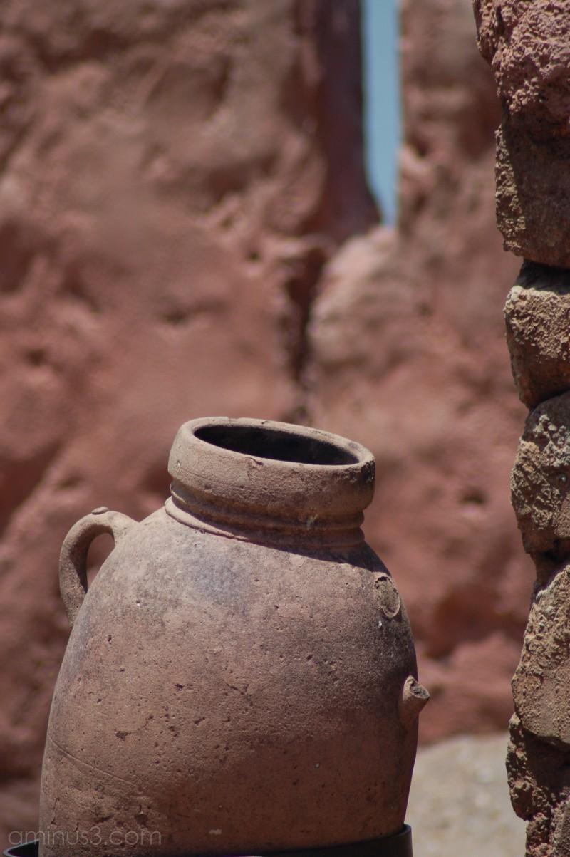 Clay pot at Epcot