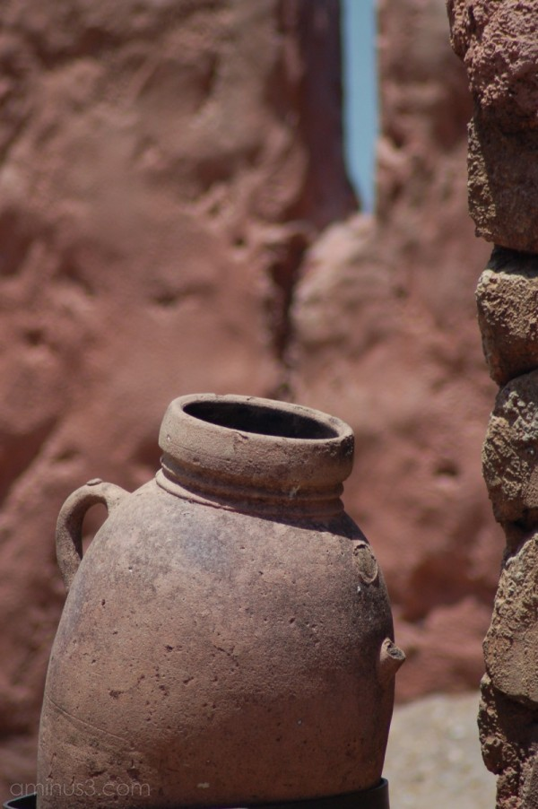 Clay pot at Epcot