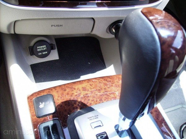 Inside my Hyundai