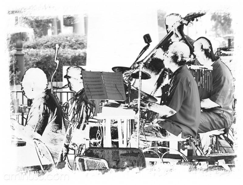 A NOLA Jazz Band