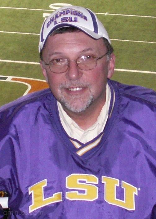 Me at 2005 Peach Bowl