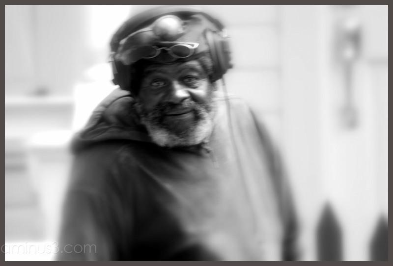 Street Man