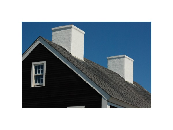 rooftop chimney CapeCod