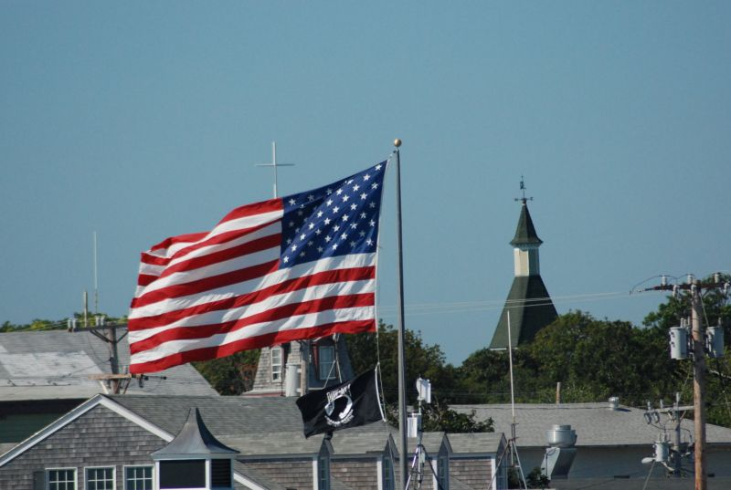Flag American CapeCod