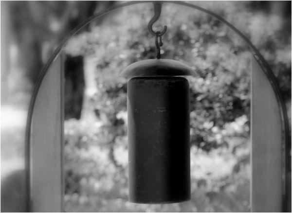 Bronze Bell BW