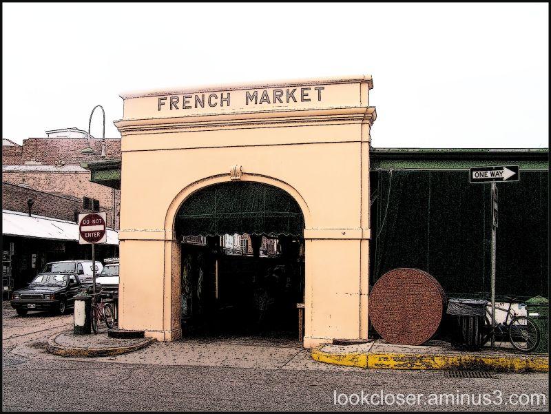 NOLA Ink French Market