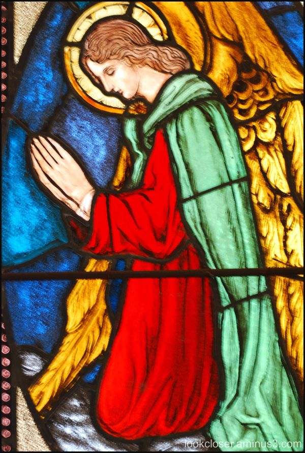 angel stained glass keywest