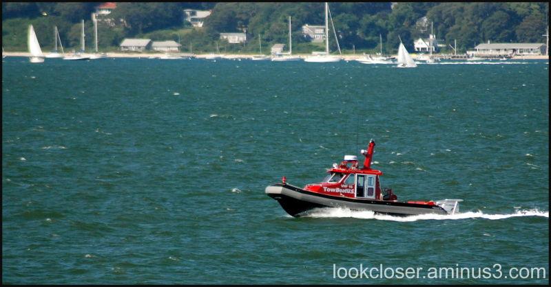 towboat capecod