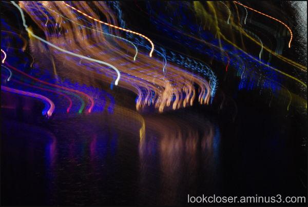 lights motion boat parade